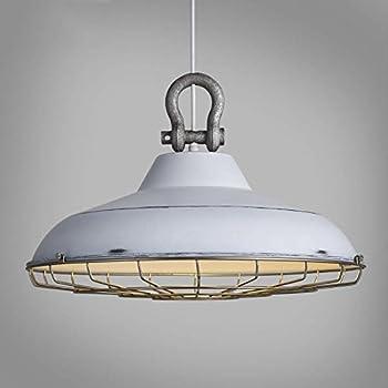 Susuo 18 Quot Wide Barn Pendant Light Fixtures Retro Rustic Warehouse Shade Hanging Ceiling Lighting
