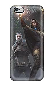 Awesome The Witcher 3: Wild Hunt Flip Case With Fashion Design For Iphone 6 Plus