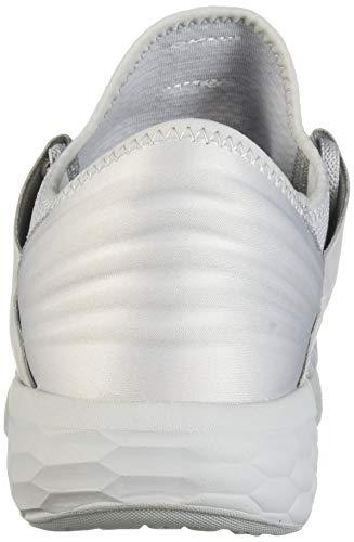 New Balance Men's Cruz V2 Fresh Foam Running Shoe, arctic fox/white/nubuck, 7 D US by New Balance (Image #2)