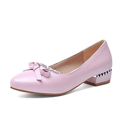 Versión coreana señaló los zapatos bajo/Zapatos de corte bajo/arco de zapatos del estudiante B