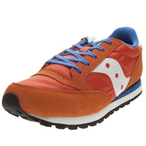 Chaussures Jazz Gris Lacets SY58803 Argent Saucony Filles Fille Orange sy58794 FSqx14xYw