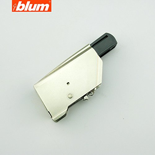 (8 PCS)Blum Soft and Effortless Closing Mechanism for Inset Hinge Application, Kitchen Hinge Damper, Cabinet Door Soft Close Hinge Buffer, Retrofitting for Cupboards and Kitchen Hinge, Made in Austria (Blum Hinges For Kitchen Cabinets)