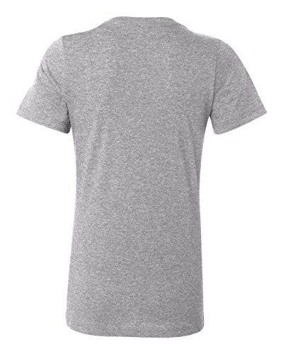 2018-Super-Bowl-Lii-52-Champions-Eagles-Womens-Bella-Canvas-Relaxed-T-Shirt-Football-Tee-New-Athletic-Heather-Grey