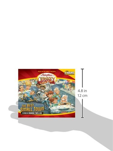 The Best Small Town (Adventures in Odyssey) by Tyndale Entertainment (Image #1)