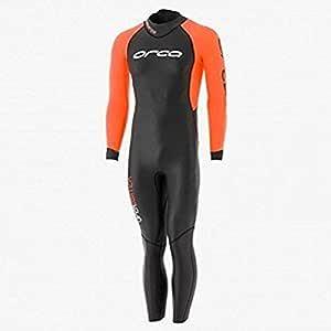ORCA Open Agua Full Sleeve Wetsuit - Negro Negro Talla:11: Amazon ...