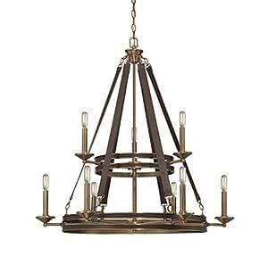 Savoy House 1 613 9 50 Harrington 9 Light Chandelier In