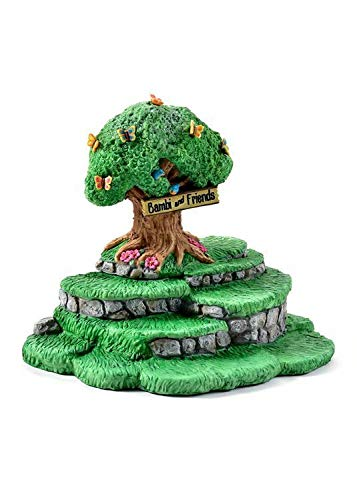 Adjore Miniature Dollhouse Fairy Garden ~Bambi Backdrop Display Platform ~ Best Outdoor Accessory by Adjore (Image #1)
