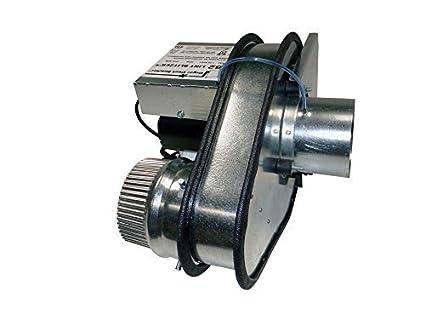 Tjernlund secador conducto Booster ventiladores ul-705 Listed dedpv: Amazon.es: Amazon.es