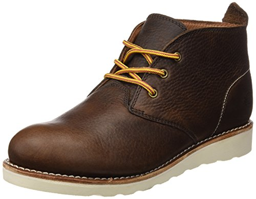 Boots Brown Dark Men's Nebraska Db Dickies Brown pq8wU8
