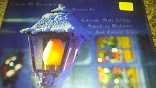 Sounds of Christmas, Volume 1 [Private Press LP Record] Colorado State College 1966 - Mall College State