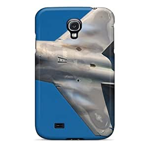 Fashionable Style Case Cover Skin For Galaxy S4- New Fighter