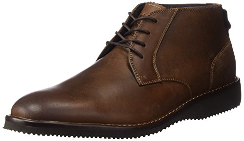 Dockers Men's Merritt Chukka Boot, Chocolate, 8.5 M US