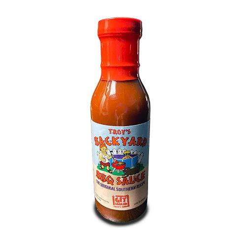 Troy's Backyard BBQ Sauce (1 Pack - 12oz)