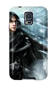 Shock-dirt Proof Young Warrior Case Cover For Galaxy S5