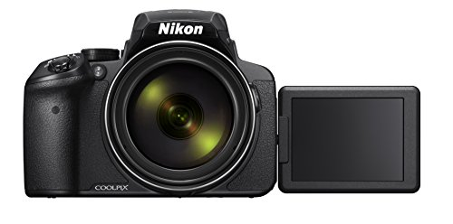 Nikon COOLPIX P900 Digital Camera with 83x Optical Zoom and Built-In Wi-Fi(Black)