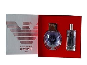 Giorgio Armani Diamonds Violet Gift Set Eau De Parfum Spray 50ml