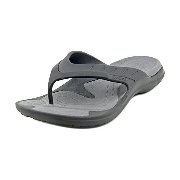 377391d18 Crocs Unisex Modi Sport Flip Flop