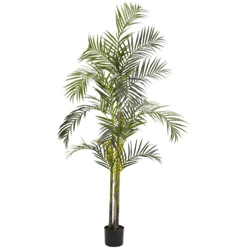 7' Silk Areca Palm Tree (Palm Tree Cascade)