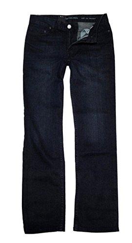 Calvin Klein Mens Classic Straight Leg Jeans, Osaka Blue, 32 x - Vintage Klein Calvin Jeans