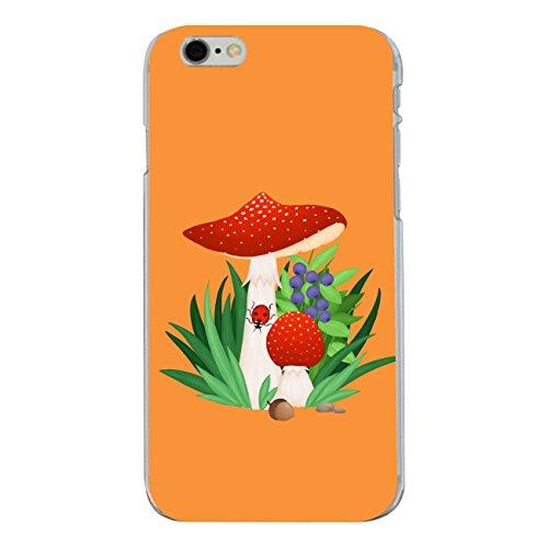 """Disagu SF-sdi-4337_1197#zub_cc6149 Design Schutzhülle für Apple iPhone 6S Plus - Motiv """"Fliegenpilz 04"""""""