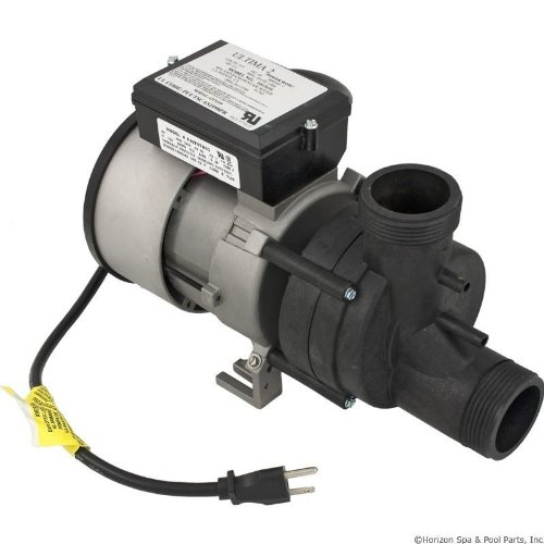 Pump, Bath, BWG Vico Power WOW, 1.0hp, 115v, OEM, AS
