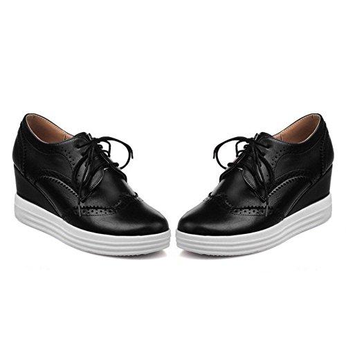Zanpa Black Zanpa Moda Donna Scarpe Scarpe 4wHdqT6