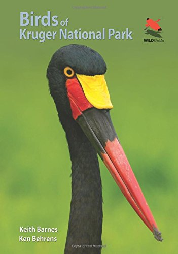 Birds of Kruger National Park (Princeton University Press (WILDGuides))