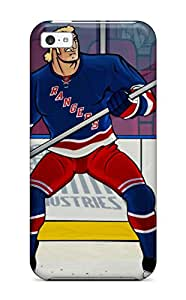 For UNetJzK3332xbsQY Hockey Nhl The Venture Bros New York Rangers G Protective Case Cover Skin/iphone 5c Case Cover