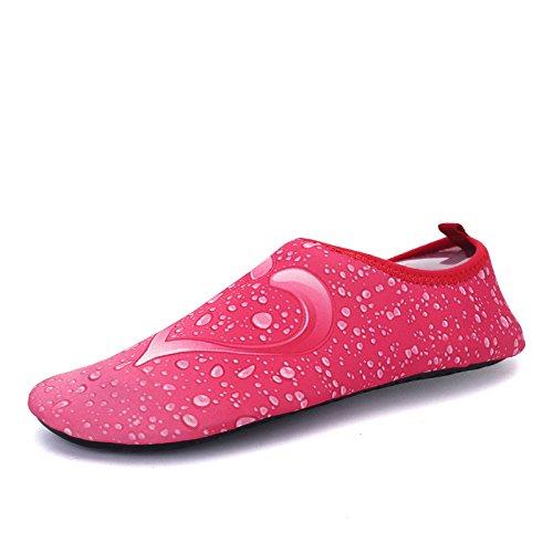 transpirable aire multi agua en funcional y Lucdespo suave 169 libre natación elástica polvo deportes Zapatos S al buceo de cordón zapatos playa HqzqXR7