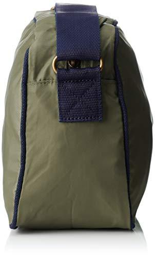 Green Kaki Bensimon Cross Besace Body Small Women's Bag SSzq8w1