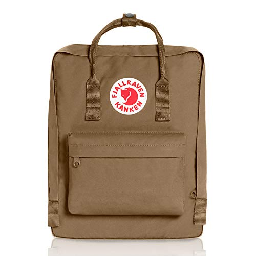 Fjallraven - Kanken Classic Pack, Heritage and Responsibility Since 1960, One Size,Sand
