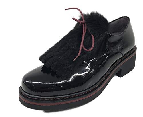 Femme Oxford PITILLOS PITILLOS Noir 5334 5334 qwvO4I7