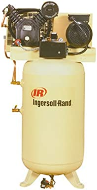 Ingersoll Rand C2475N7.5FP Type-30 80-Gallon Fully Packaged Air Compressor,