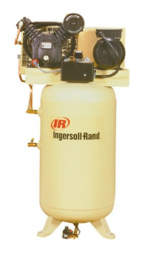 Ingersoll Rand C2475N7.5FP Type-30 Fully-Packaged 7.5 HP Air Compressor Review
