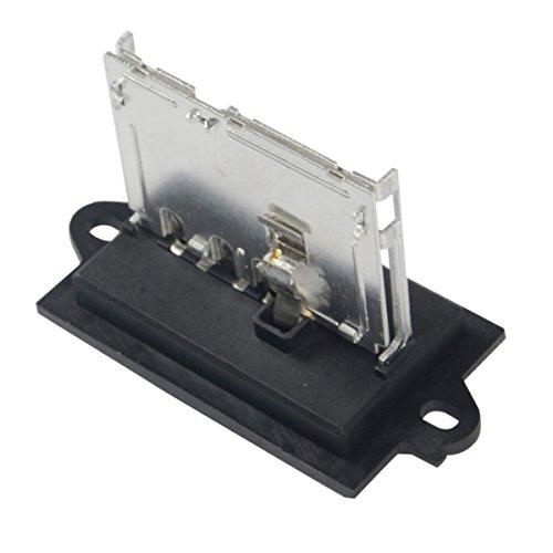 A-Premium HVAC A/C Blower Motor Resistor for Nissan Versa 2007-2011 Tiida 2007-2009 Cube 2009-2010 ManualTemperatureControl