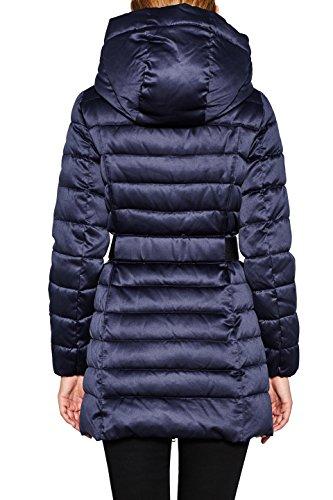 Esprit Collection 400 navy Blu Giubbotto Donna Oq0wUqRgA