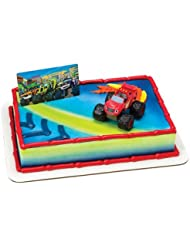 Blaze & The Monster Machines DecoSet® Cake Topper
