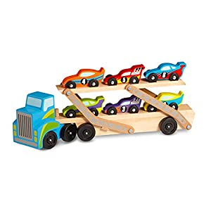 Melissa & Doug Mega Race-Car...