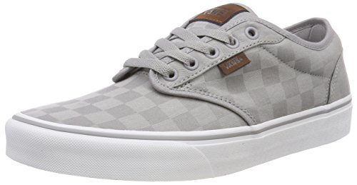 Basses Jacquard Gris Alloy Homme Sneakers Atwood Check White Vans Checkerboard Rd3 6BTqgwp