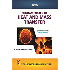 Fundamentals of Heat and Mass Transfer (MULTI COLOUR EDITION)