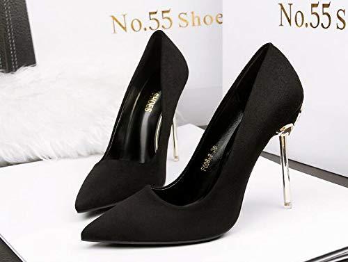 Femme Noir Escarpins 608 36 Renly 5 Noir 8 55 qwRpISI