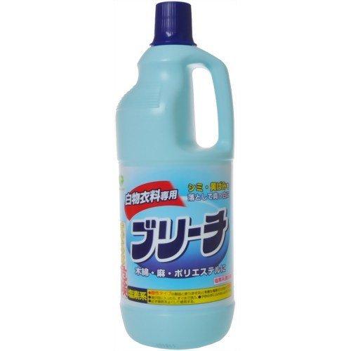 第一石鹸 アポロブリーチ 1500ml 【まとめ買い80個セット】 B073QQ2Z6T