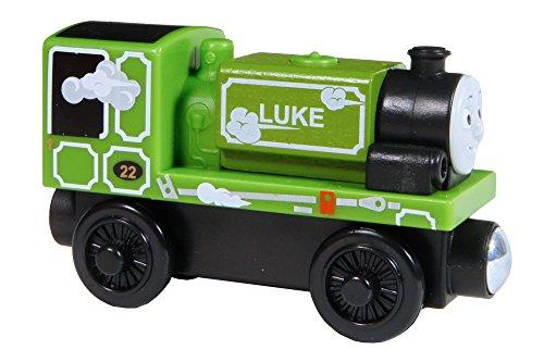 Fisher-Price Thomas the Train Wooden Railway Roll & Whistle Luke