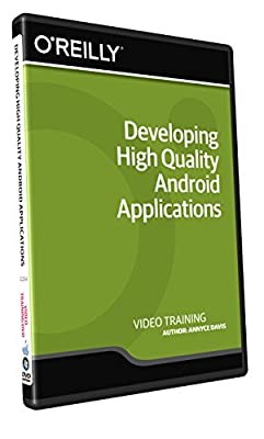 Developing High Quality Android Applications - Training DVD