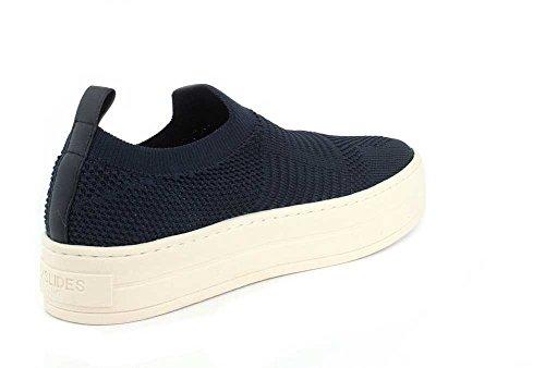 J Slides Mujeres Hilo Sneaker Navy