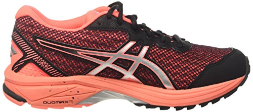 Asics tx Black Coral Training G Flash Gt Women's Multicoloured 1000 5 Silver qwqxgHBA