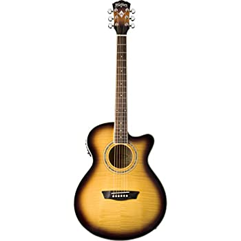 Washburn Festival Series EA15ATB Acoustic Guitar