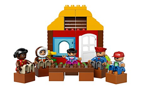 Jual Lego Duplo Around The World 10805 Amazon Exclusive Building