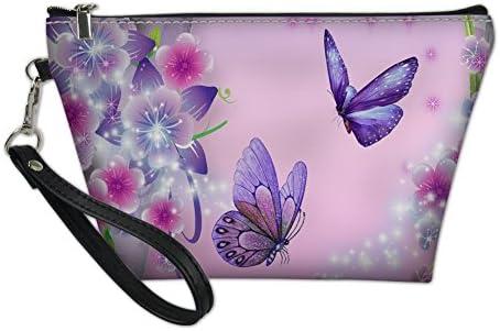 - K-6420Z8 Butterfly-1 Coloranimal Trousse /à Maquillage Multicolore