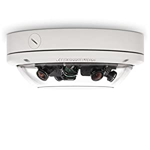 Arecont Vision AV20175DN-28 | 20MP H.264 All-in-One Omni-Directional User-Configurable Multi-Sensor Day/Night Indoor/Outdoor Dome IP Cameras by Arecont Vision